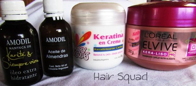 MateBizcochitosFaves Hair Squad