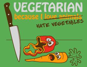 vegetarian-because-i-hate-vegetables