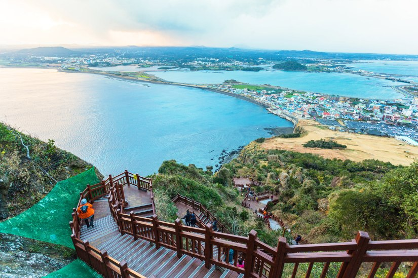 Jeju do beach Island, South Korea